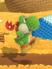 'Yoshi's Woolly World' on the Nintendo Wii U