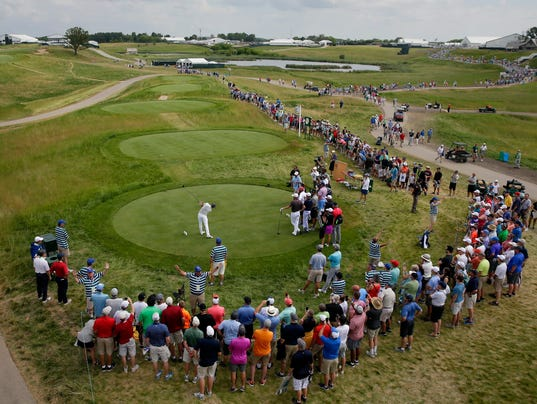 The Basics US Open At Erin Hills - Us open erin hills map
