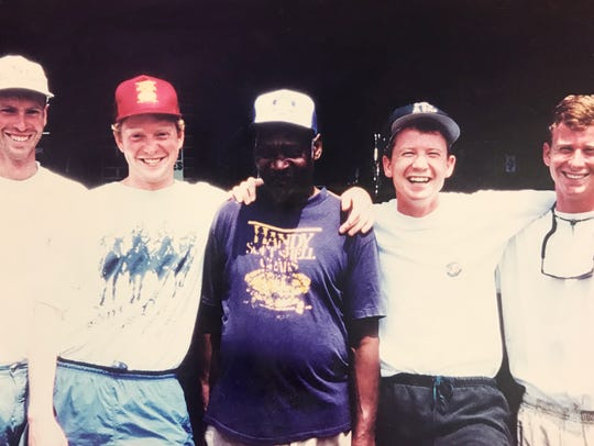 Four of owner Terry Conway's sons worked at his company,