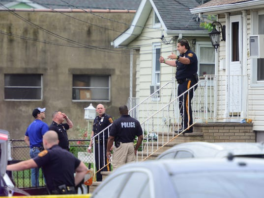 Shooting in Hackensack