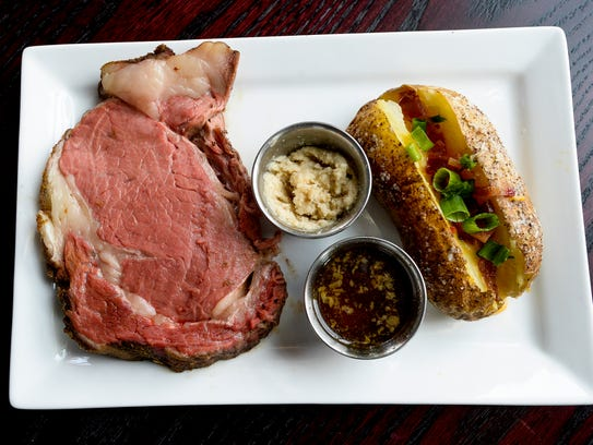 Prime rib is offered at a number of Fort Collins restaurants.