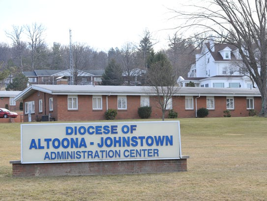 The Altoona-Johnstown diocese adminstration building