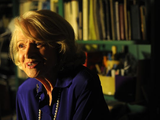 Edith Windsor, the 83-year-old widow of Thea Spyer,