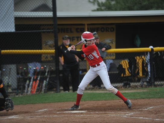 Brooklyn Spears and the Lady Redmen will look to make a deep run in the postseason.
