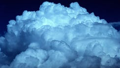 When clouds form hexagonal patterns, that's known as