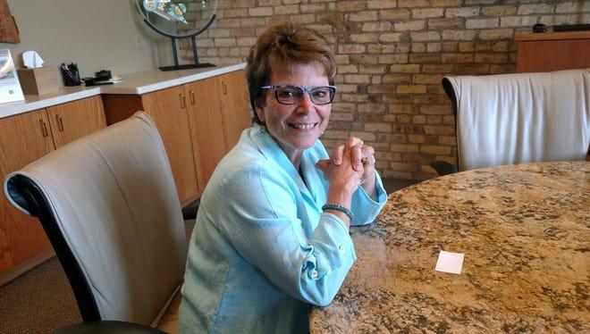 Attorney Susan Hansen has opened the Family Mediation Center in Milwaukee's Historic Third Ward.