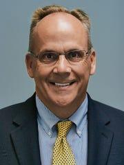 Barry McBride, Democratic candidate for Livingston