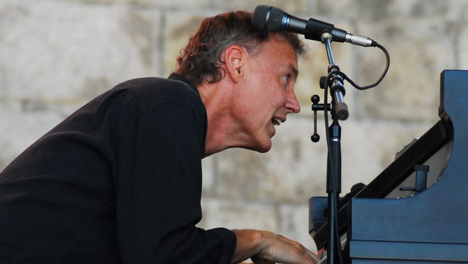 Bruce Hornsby plays Wednesday at the jazz festival.