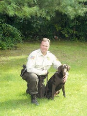 Christopher Donadio, a former officer with the K-9 unit of the Monmouth County Sheriff's Department, says his own personal problems on the job have led him to believe that officers should be granted administrative leave when faced with a contentious divorce or break-up.