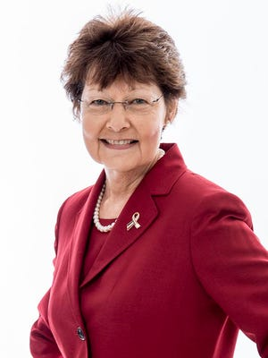 US 4th Congressional District Democrat Primary candidate Janet Garrett.