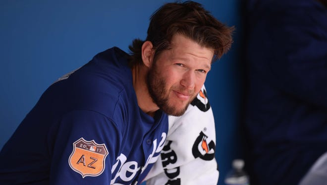 Clayton Kershaw will make $33 million for the second consecutive season and reign as the major leagues' highest-paid player.