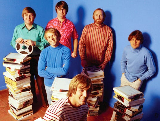 The Beach Boys, 'Made in California'