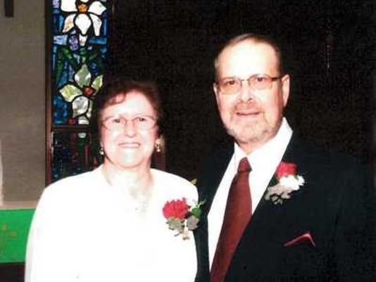 Anniversaries: Wesley Belcher & Jo Ann Belcher
