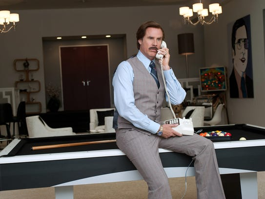 'Anchorman 2': Infotainment