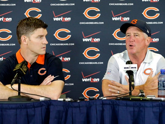 chicago bears open first camp under pace fox. Black Bedroom Furniture Sets. Home Design Ideas