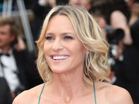 "Saturday: Robin Wright, seen last month for a screening of the film ""Loveless'"" the Cannes Film Festival, will have her own short film. ""The Dark of Night,"" world premiered at ShortFest"