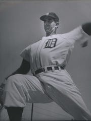 Don Mossi opened the season for the Detroit Tigers in 1962.