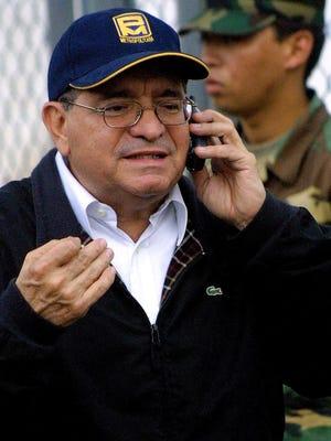 En la imagen, el exalcalde de Caracas, el opositor Alfredo Peña.