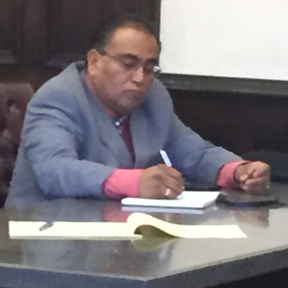 Dr. David Velasquez is scheduled to stand trial locally