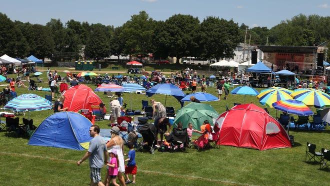 Mark your calendars for these big concerts and music festivals taking place throughout spring and into summer.