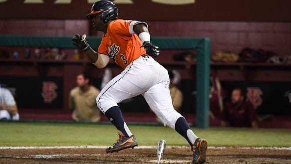 Josh Anthony had a two-RBI single to give Auburn a