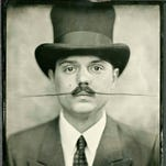 Patrick Fette of Louisville wins World Champion Mustache competition