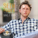 """Seth Power of Brandon is pictured on the cover of his newly released single, """"Make It Mine,"""" from  NOW Entertainment."""