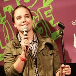 Rachel Weeks will perform as part of the Road Kill Comedy show on Friday.