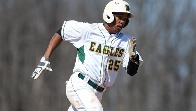 Eli Carerra played two seasons with The College at Brockport