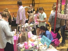 Fairview's inaugural Spring Fest offered fun for all ages