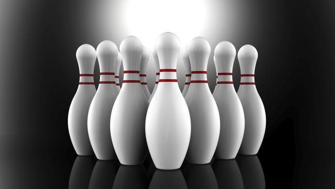 All-Observer boys bowling team