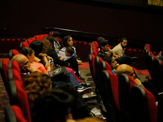 An audience full of families affected to the juvenile justice system attended on Wednesday night.