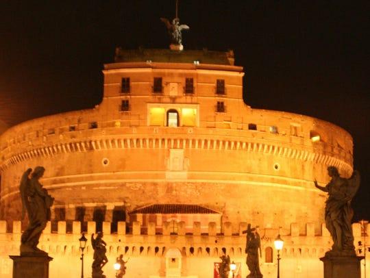 Castel Sant'Angelo, Rome.
