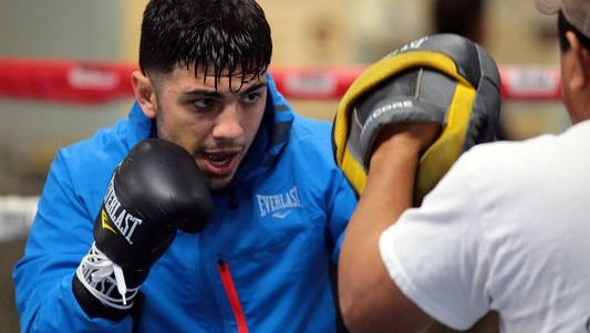 Randy Caballero fight at Fantasy Springs canceled
