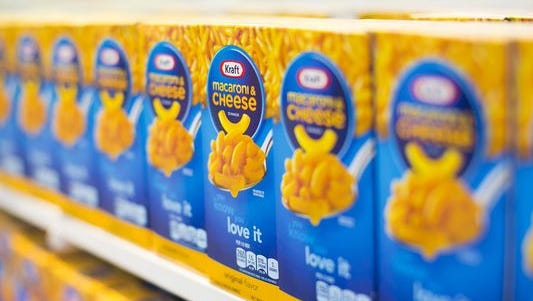 In the latest industry move to appease customers seeking healthier foods, Kraft is ditching the artificial colors in its macaroni and cheese.