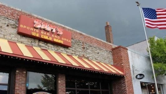 Sam's Sports Grill closed in Hillsboro Village after a fire damaged the restaurant and its lease was set to expire.
