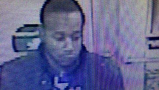 """Franklin Township Police have released this photo of a """"person of interest"""" in a home invasion case."""