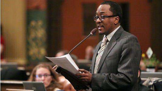 Michigan State Rep. Brian Banks