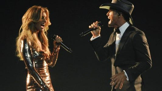 After 20 years of marriage, three kids and two tours together, Faith Hill and Tim McGraw are putting out their first album together.
