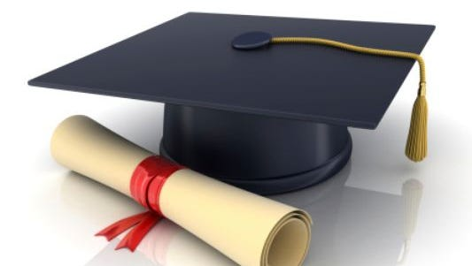 The LSJ Great Grads section lists the top high school graduates in the area.