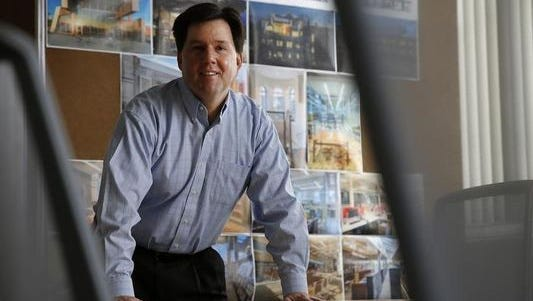 Patrick Longo, director at Hamilton County Business Center.