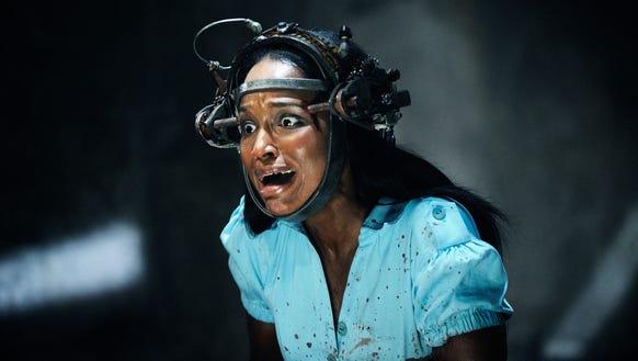 Tanedra Howard won the reality show 'Scream Queens'