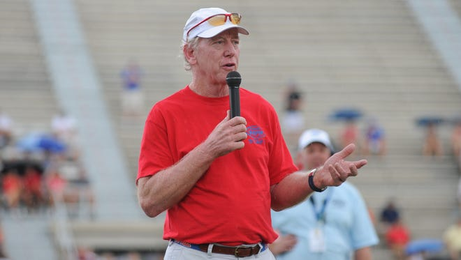 Archie Manning is overseeing his 20th Manning Passing Academy this summer.