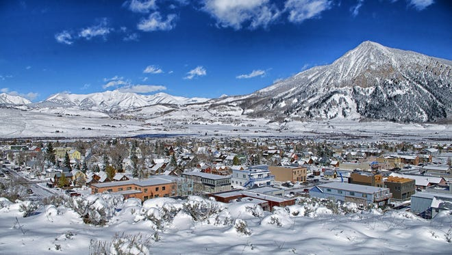 Affordable housing and short-term rentals have been a topic of discussion in ski towns like Crested Butte, Colorado.