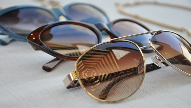 You may think we wear sunglasses for comfort and fashion. But here's another important reason to wear sunglasses—to protect the health of your eyes.