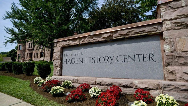 Construction at the Hagen History Center campus has been postponed because of COVID-19 concerns.