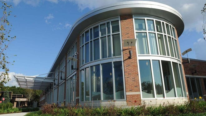 The exterior of the Good Samaritan Medical Center in Brockton.