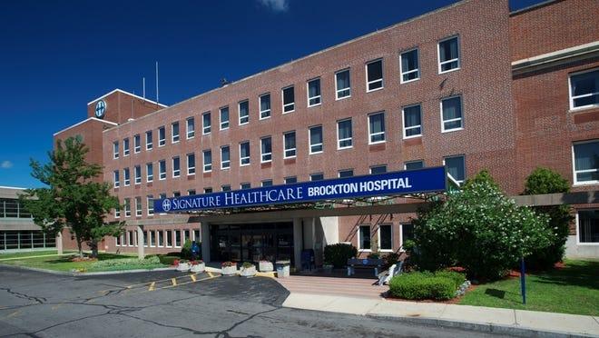 Signature Healthcare Brockton Hospital in an undated file photo.