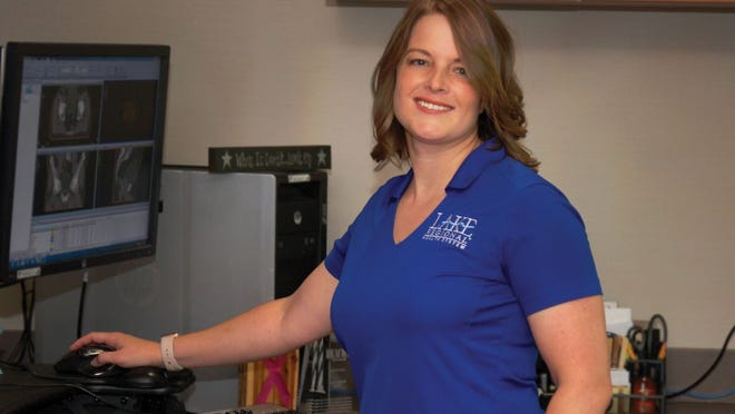 Certified Medical Dosimetrist Stacy Anstine