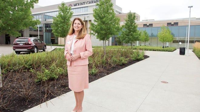 Lorraine Lutton, CEO of Mount Carmel Health System